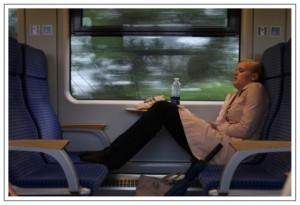 Pigen i toget