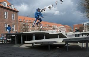 Arne Ludwigsen nr 2  Højt at flyve